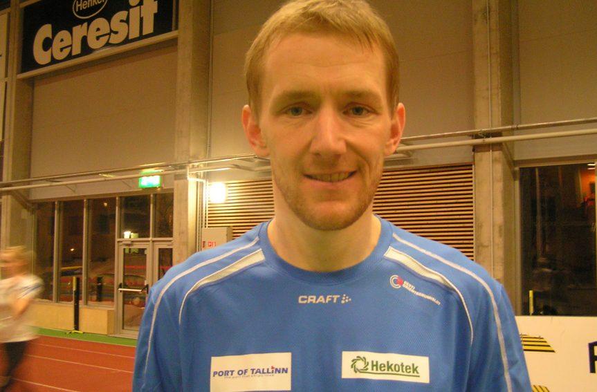 Eesti koondis Balti meistrivõistlustel teine