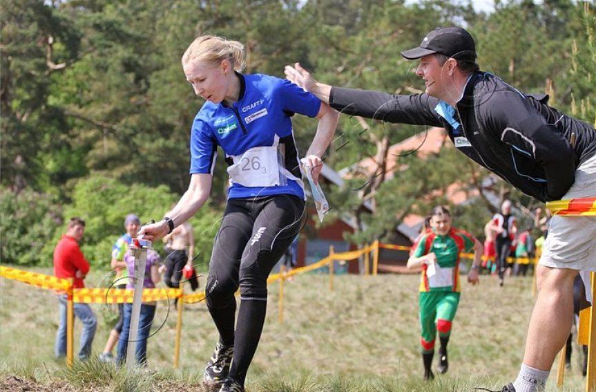 Eesti orienteerujatele MM-i lühirajal viis finaalikohta kuuest võima