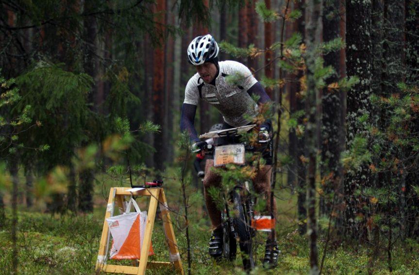 Lauri Malsroos rattaorienteerumise EM lühirajal 9. kohal