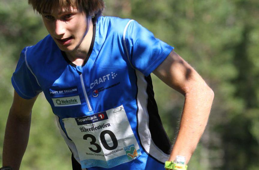 Timo Sild oli eestlastest edukaim MK etappidel Liberecis