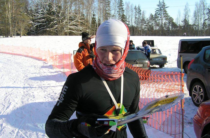 Maret Vaher võitis oma 68. ja Even Toomas 5. Eesti meistrikulla