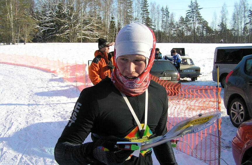 Even Toomas MK etapil tavarajal 23.kohal