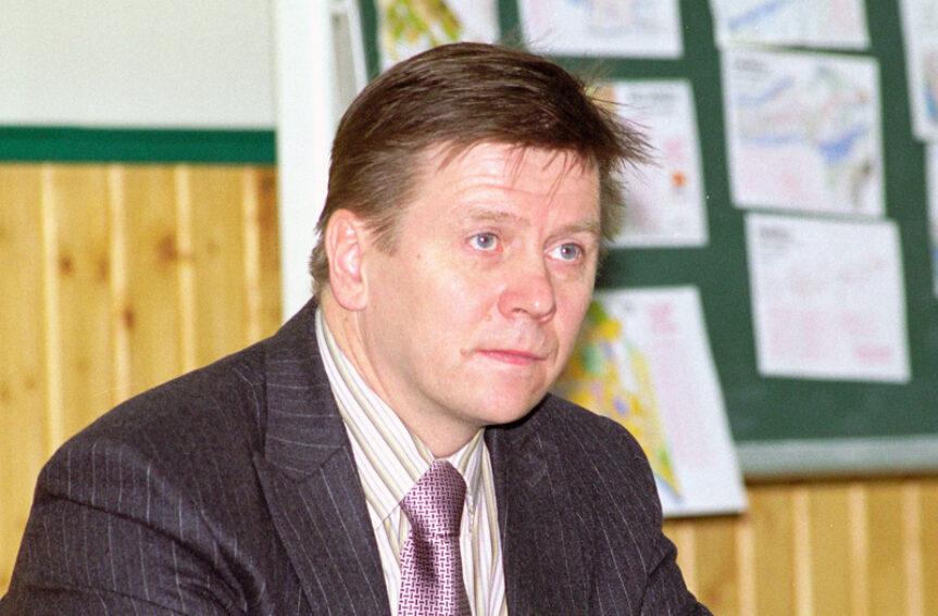 Leho Haldna valiti tagasi IOF asepresidendiks