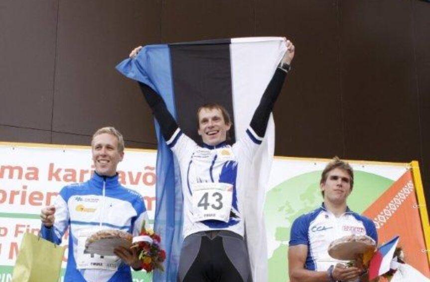 Tõnis Erm võitis rattaorienteerumise MK-etapi!