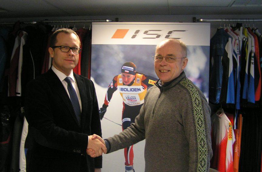 EOL sõlmis neljaks aastaks koostöölepingu ISC-ga