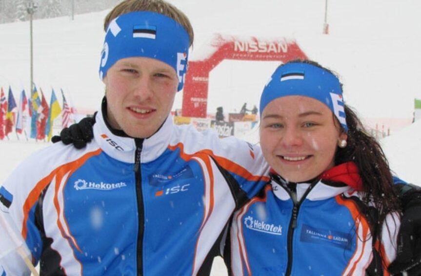 Suusaorienteerumise MMi sprindi segateates Eestile 8.koht