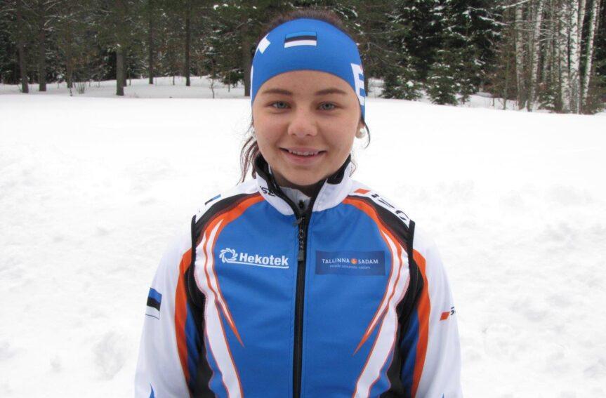 Daisy Kudre sõjaväelaste maailmamängudel napilt medalita