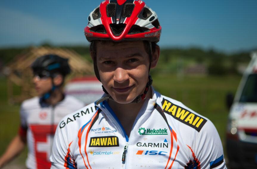 Kristjan Linnus lõpetas rattaorienteerumise EMi juunioride 8. kohaga