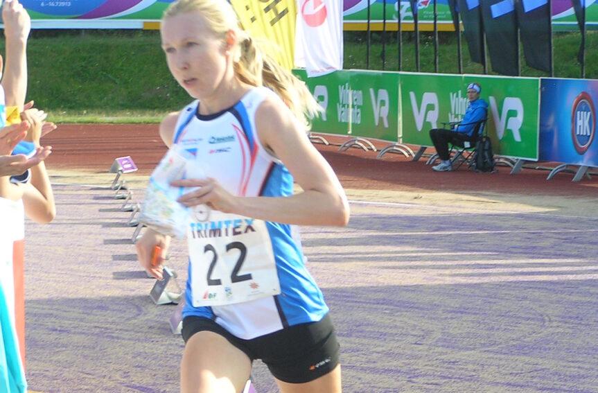 Annika Rihma MM-i sprindidistantsil  27.