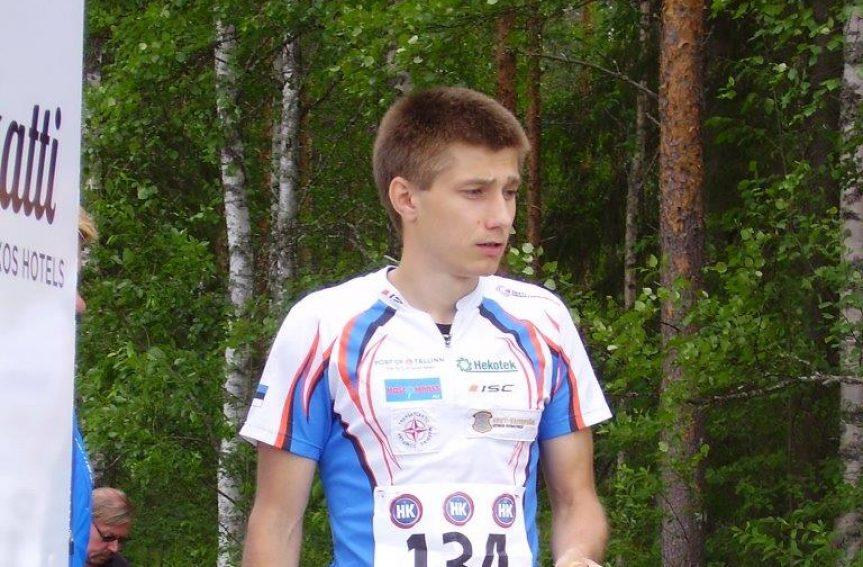Timo Sild MM tavarajal 19.
