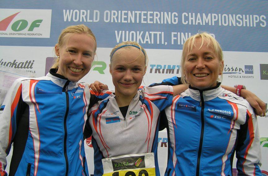 Eesti teatenaiskond sai orienteerumise MM-il 15. koha