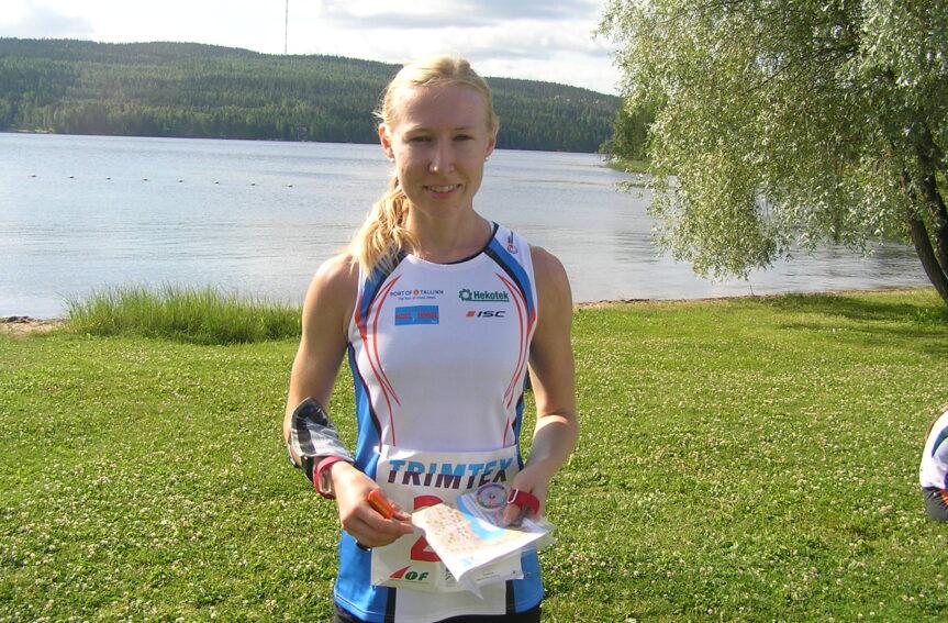 Annika Rihma õnnestunud jooks Maailma Mängude sprindis