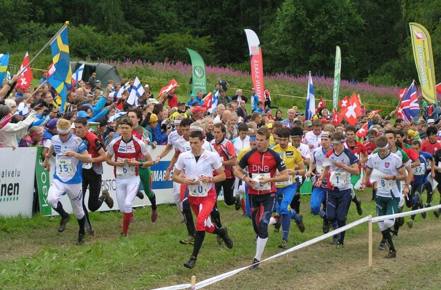Orienteerumisjooksu MM-võistlused toimuvad 2017. aasta suvel Eestis
