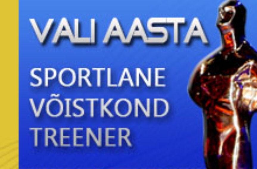 Aasta Sportlane 2013 hääletus