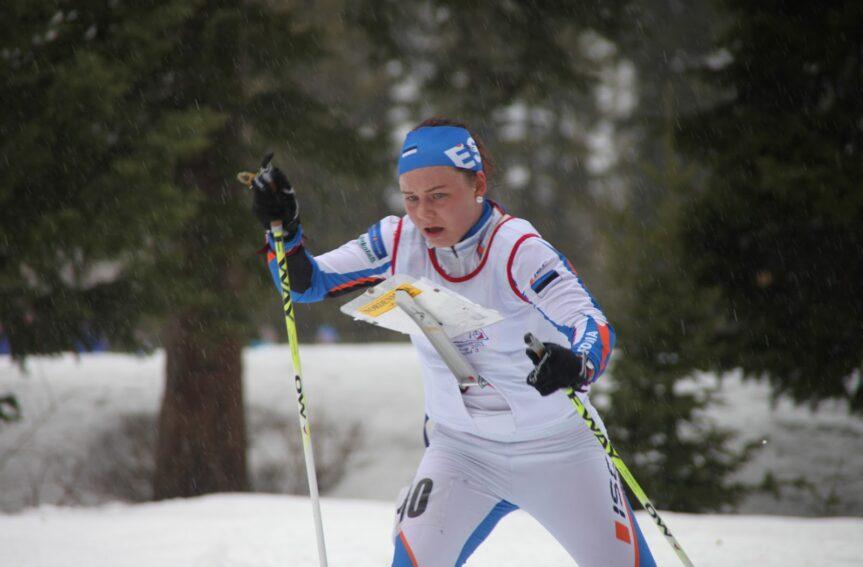 Daisy Kudre lõpetas Rootsis MK-etapi lühirajal kümnendana