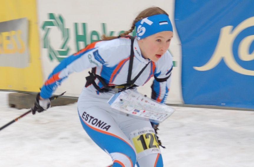 Kaisa Rooba tuli Pannjärvel Euroopa noortemeistriks