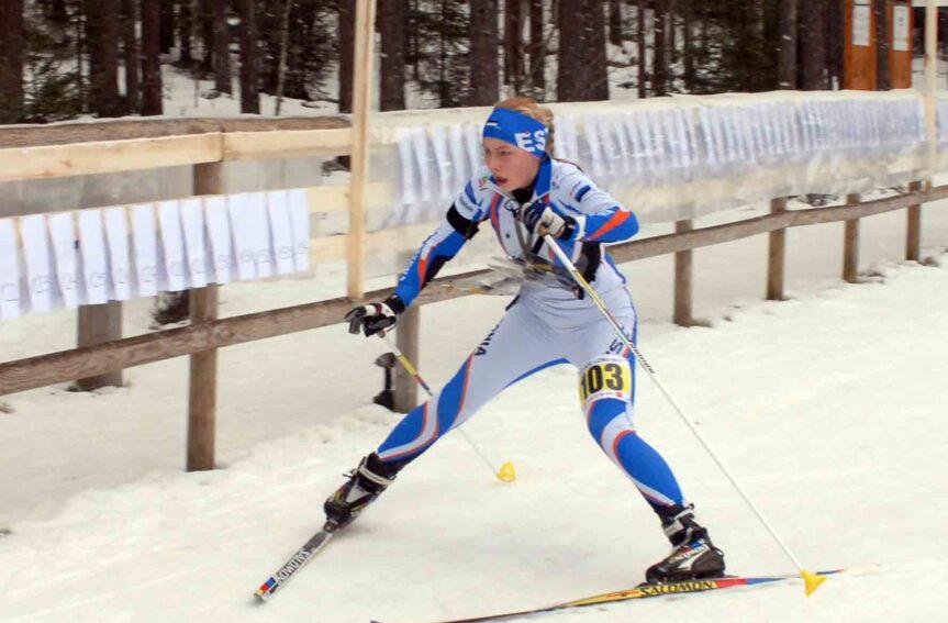Doris Kudre teist aastat järjest Euroopa noortemeister