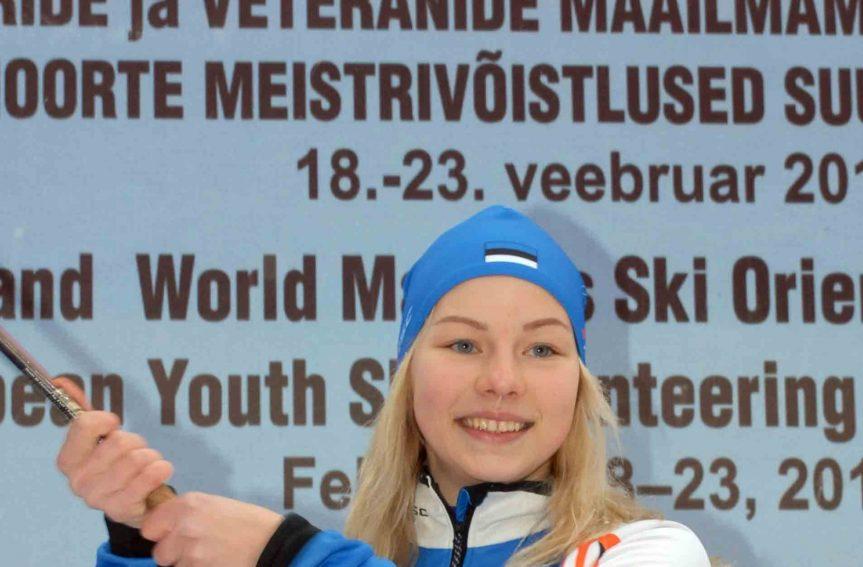 Doris Kudrele Euroopa noorte meistrikulla kõrvale hõbe