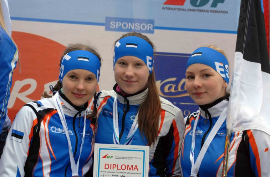 Eesti neidudele Euroopa noorte meistrivõistluste teatepronks