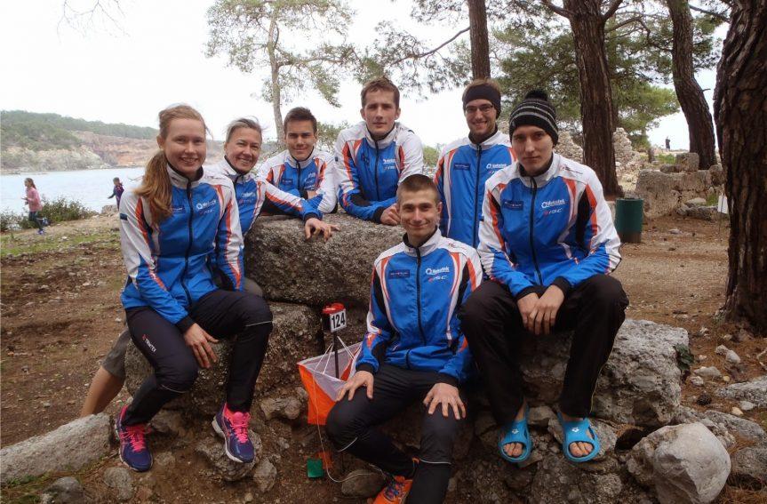 Eesti võistkond lõpetas sprinditeate viieteistkümnendana
