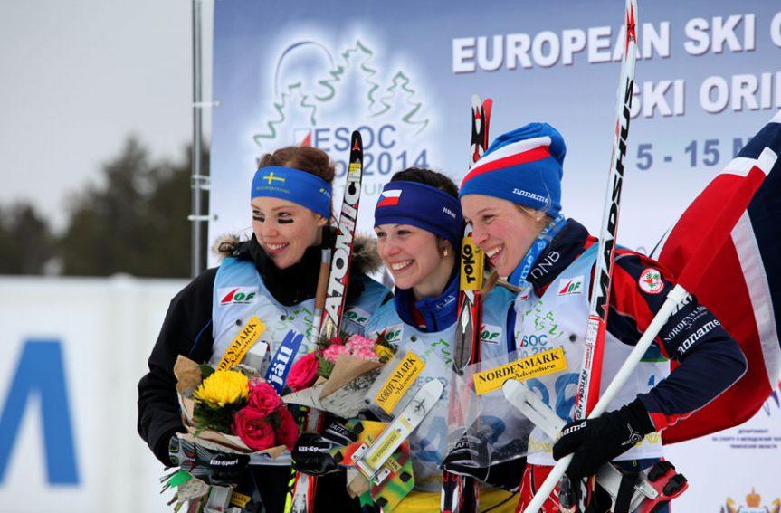 Daisy Kudre suusaorienteerumise Euroopa MV sprindis 9. kohal