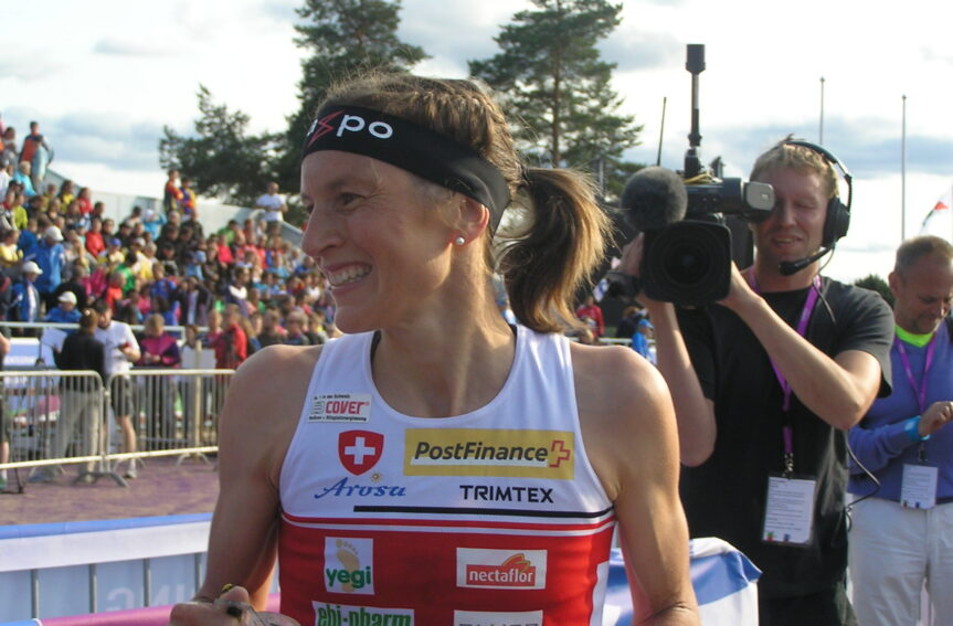 IOF avaldas uued orienteerumisjooksu maailma edetabelid