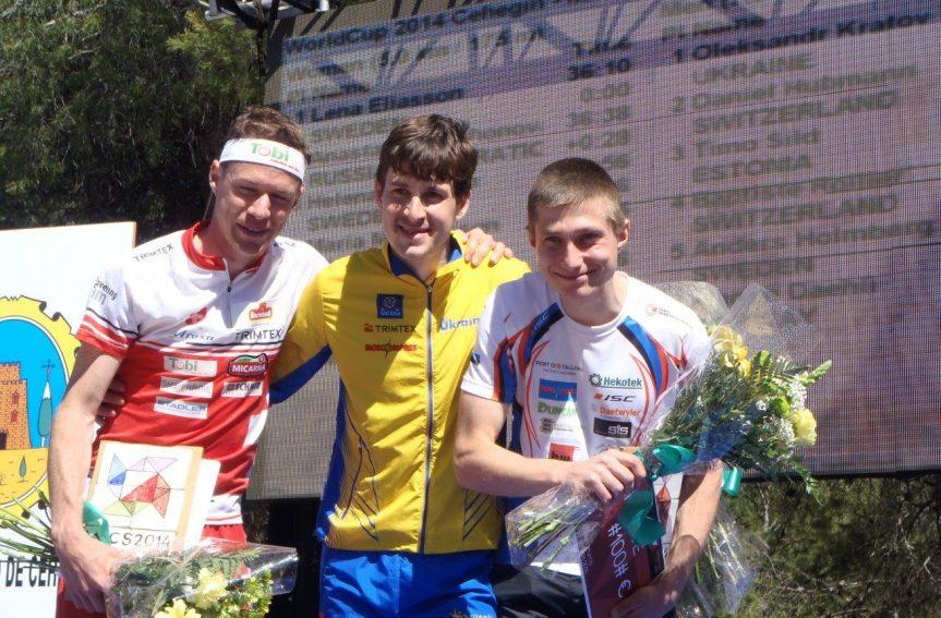 Timo Sild MK-etapil kolmas