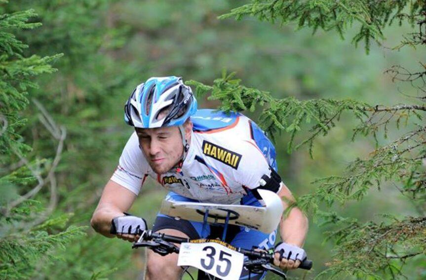 Lauri Malroos rattaorienteerumise MK sprindis 3. kohal