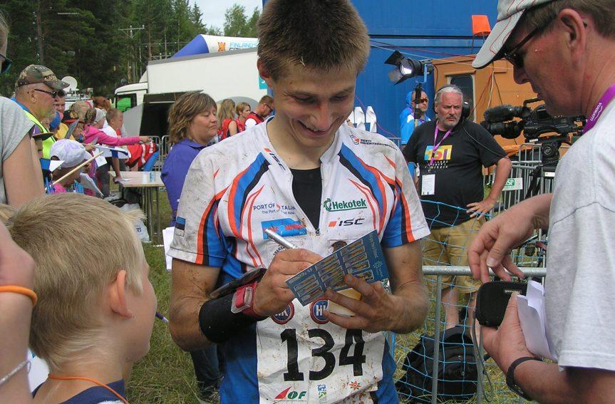 Timo Sild ja Evely Kaasiku startisid MK etappidel Norras