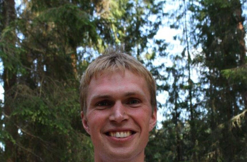 Sander Vaher MM-sprindis Eesti parimana 29.
