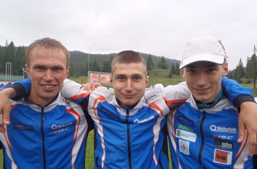 Eesti meeskond MM-il teatejooksus üheksas