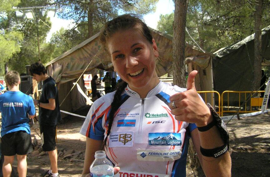 Evely Kaasiku saavutas üliõpilaste MMil 13. koha.