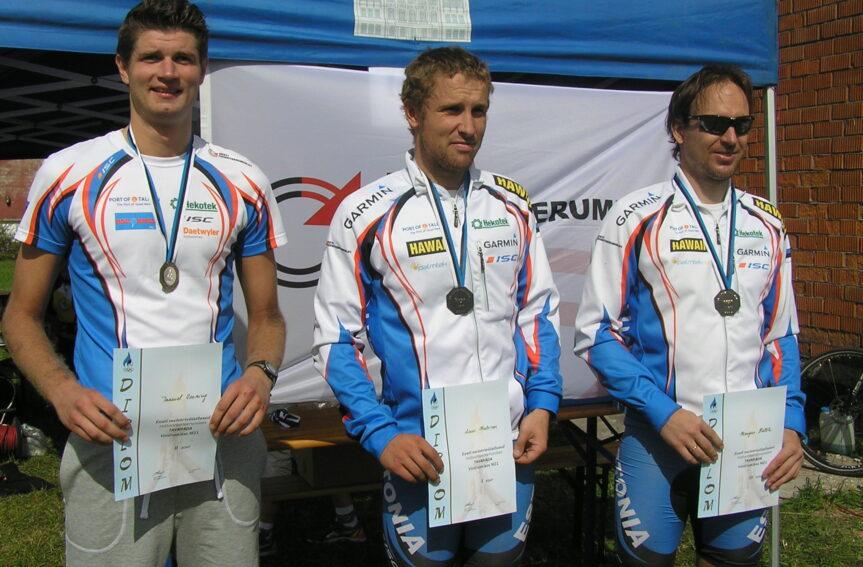 Selgusid Eesti meistrid rattaorienteerumises.