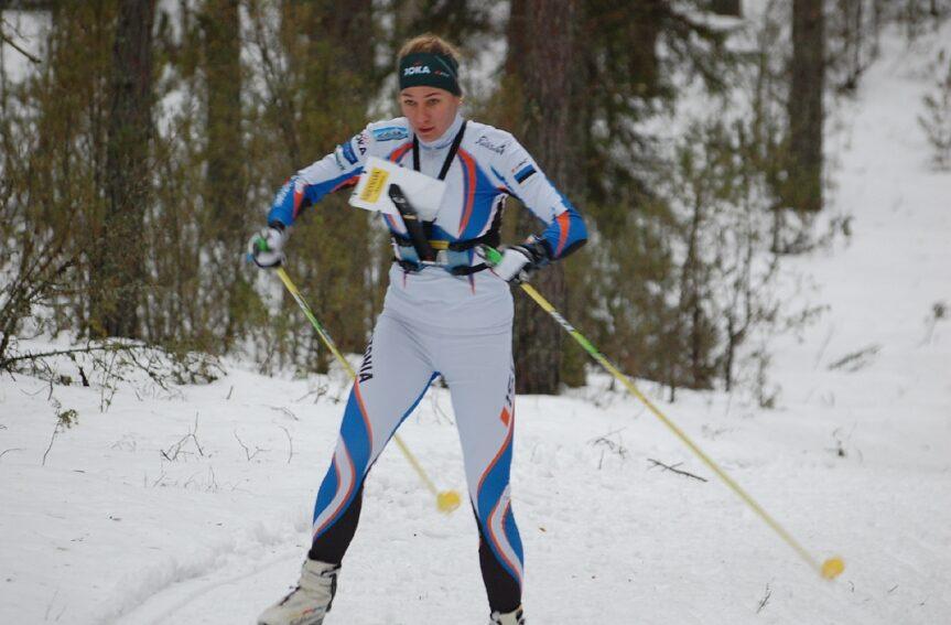 Eesti meistrid tavarajal on Evely Kaasiku ja Margus Hallik