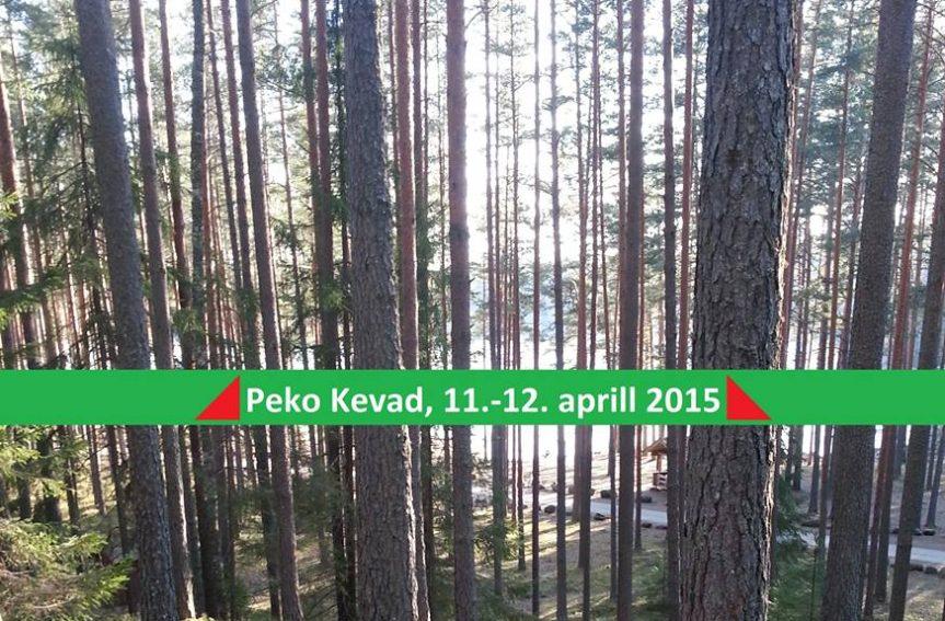 Peko Kevad kutsub 11. ja 12. aprillil Nohipallu