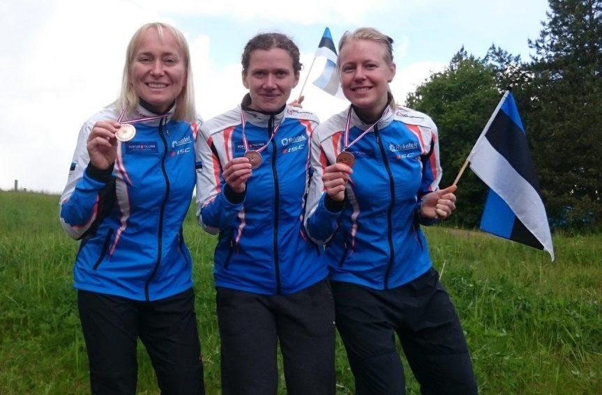 Eesti koondis Balti meistrivõistlustel kolmas