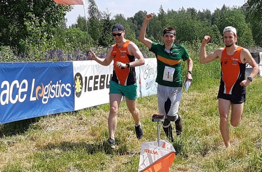 OK Võru mehed ja naised kaitsesid edukalt Eesti meistritiitleid