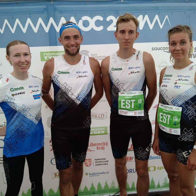 Eesti sai MMil sprinditeates 11. koha