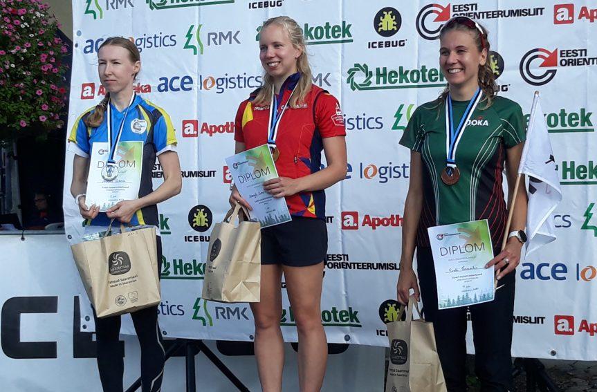 Sergei Rjabõškin ja Margret Zimmermann üllatasid Kuressaares konkurente