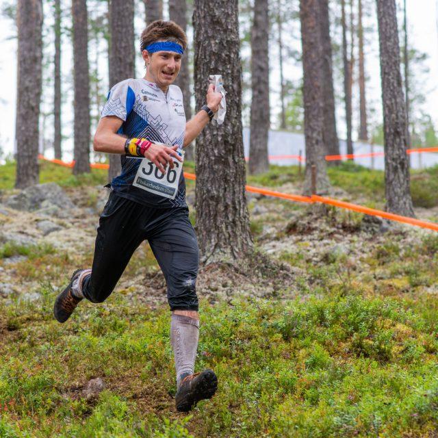 Timo Sild saavutas MK-etapil Rootsis 5. koha