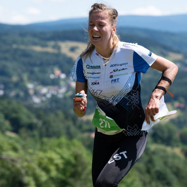 MK-etapil Rootsis olid lühirajal Eesti edukaimad Evely Kaasiku ja Timo Sild